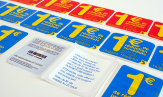Kingsway Printers - Peel & Read Labels